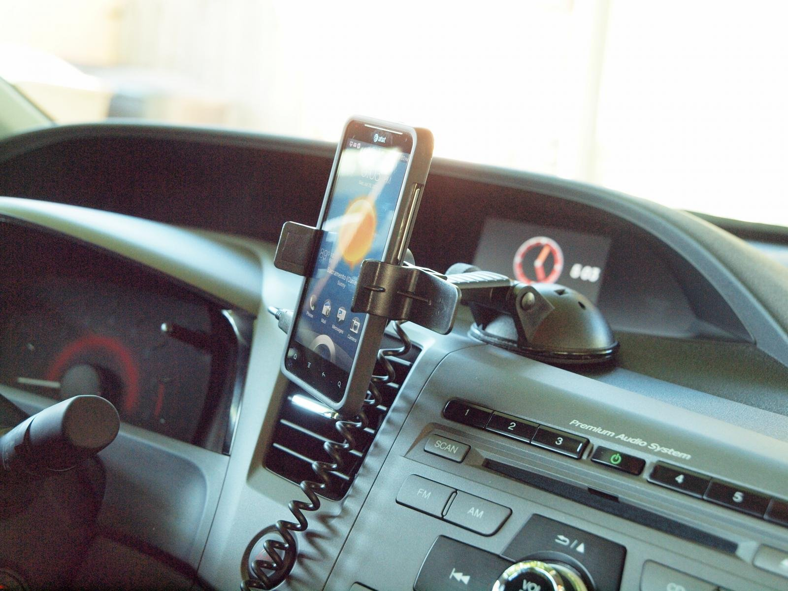 Any Recommend For Cell Phone Mount