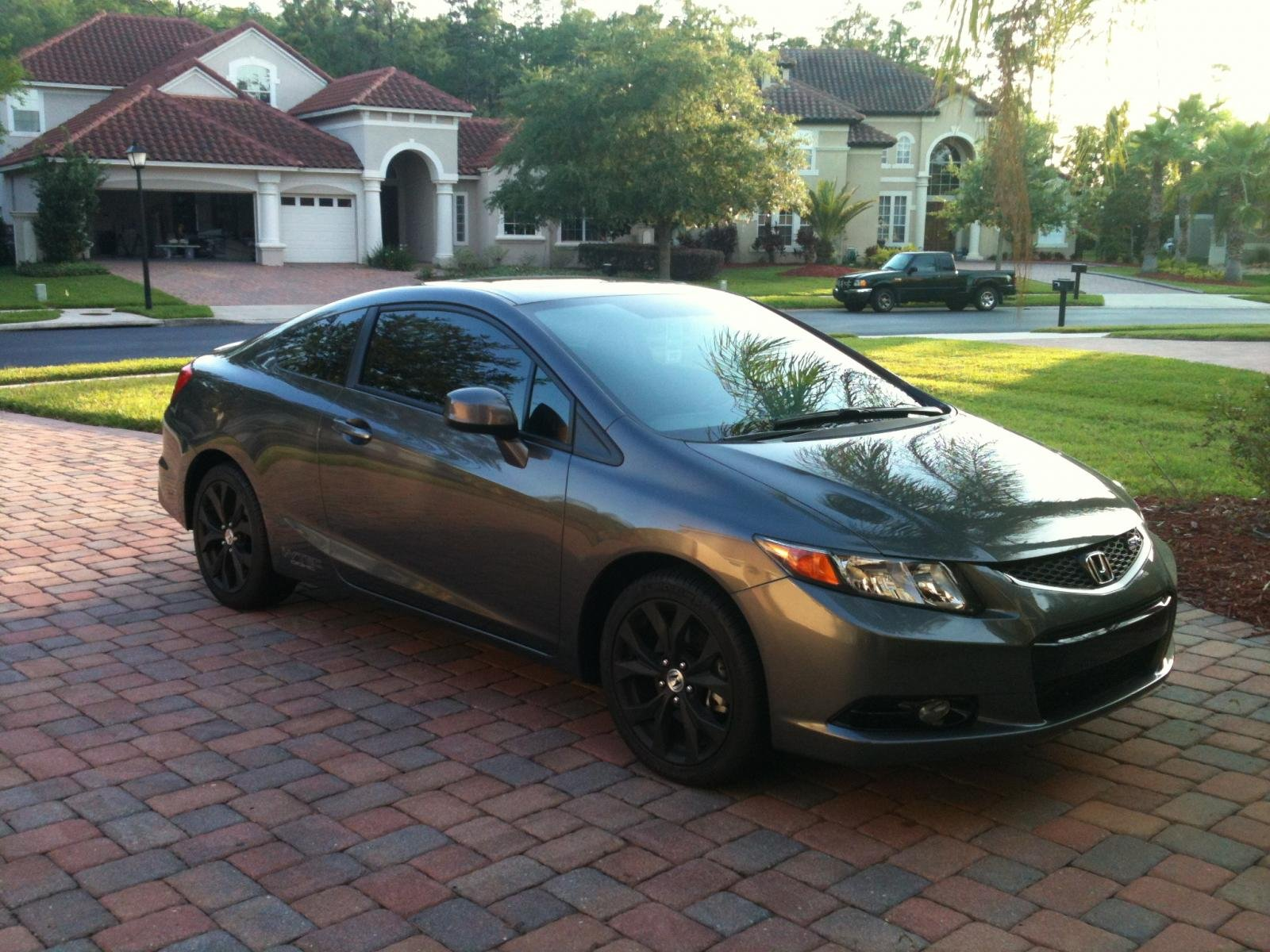 Painted Rims For Honda Civic Si Coupe Page 2