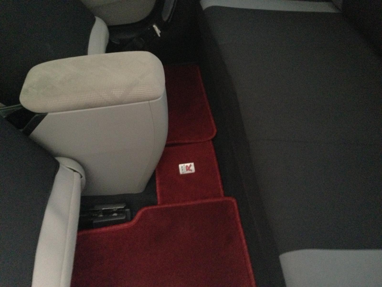 Floor mats for honda civic -  Civic Type R Floor Mats Red Photo 7 Jpg