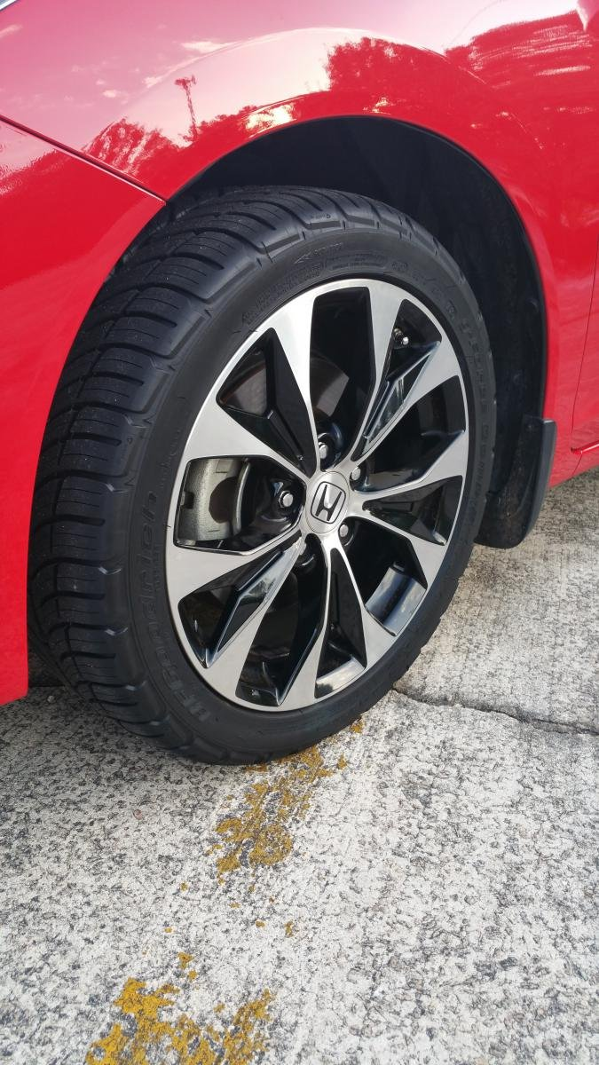 Bf Goodrich G Force Comp 2 A S >> New BFGoodrich g-Force COMP2 A/S Tires