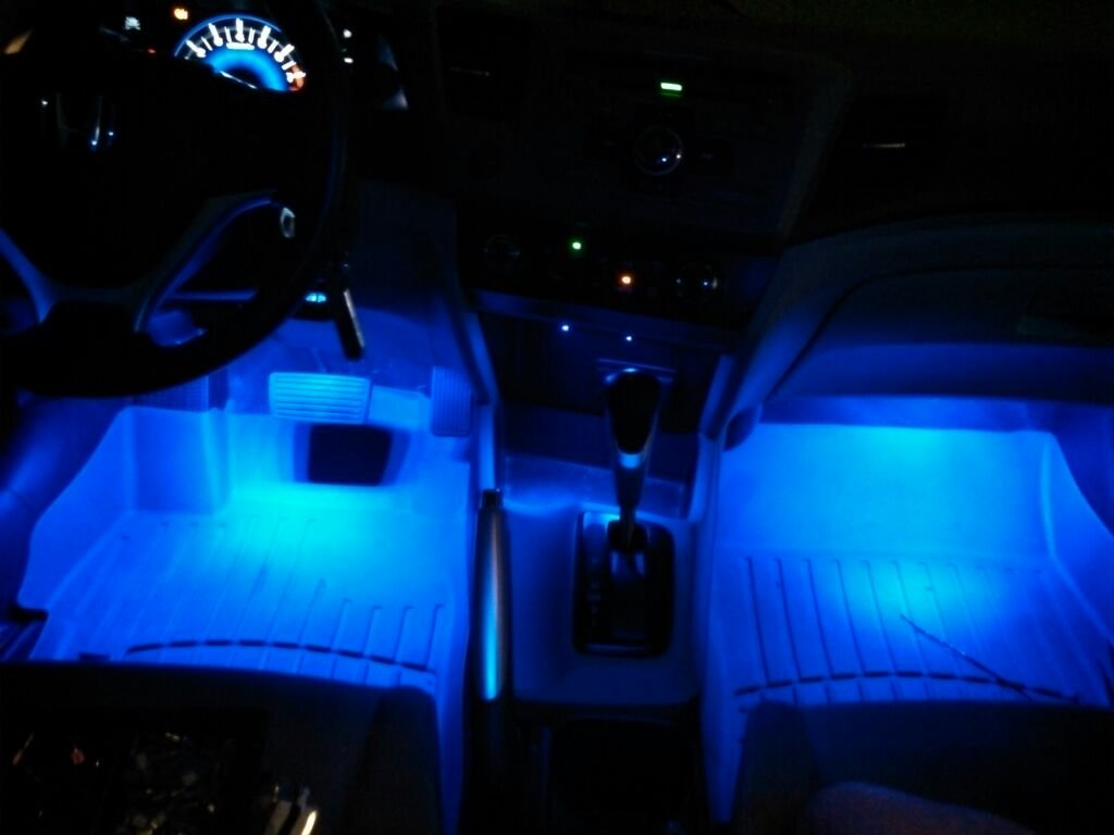 DIY  Better Interior Ambient Lighting  Page 16